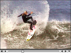 kassia meador surf video clip