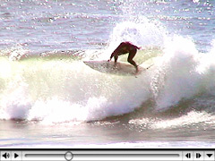 nicole grodesky surf video clip