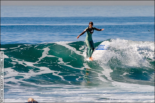 ... Meador will be looking for a win at the Roxy Women's Surfing Festival.