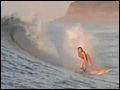 devon holloway surf video clip