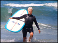 linda benson surf video clip